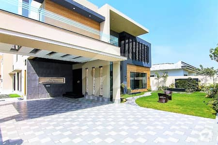 State Of The Art Modern Design 2 Kanal Bungalow For Sale