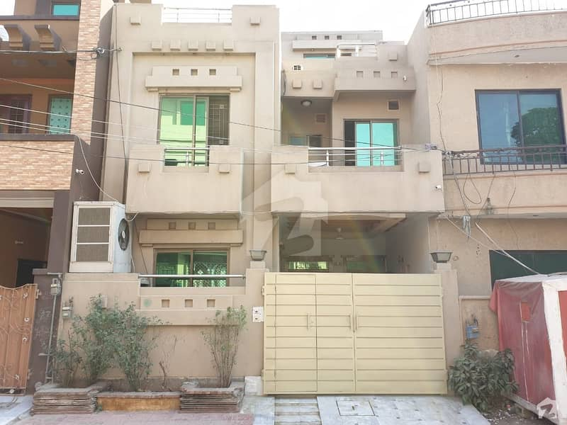 5 Marla P Block Next To Park Near Market Mosque Gated Area Very Hot Location Solid Construction