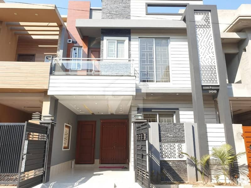 5 Marla Brand New House Near Canal Bank Road Main Park Market and Mosque