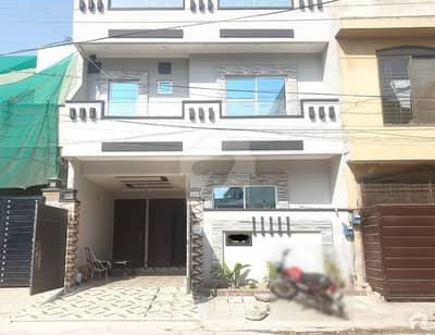 5 Marla Modern House Near Shadiwal Chowk Hot Location Solid Construction