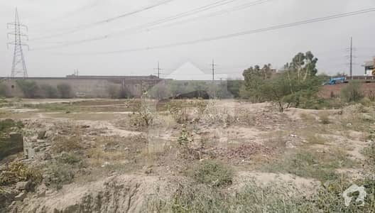 8 Kanal Semi Commercial Land For Sale On Zoo Safari Road Raiwind Road Lahore