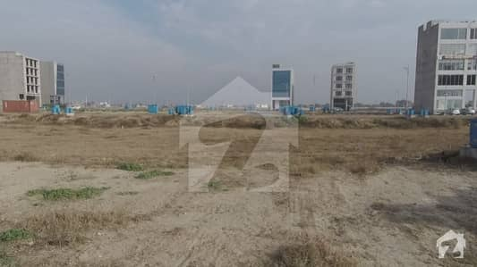 8 Marla Commercial Plot For Sale In D Block Of Commercial Broadway Dha Phase 8 Lahore