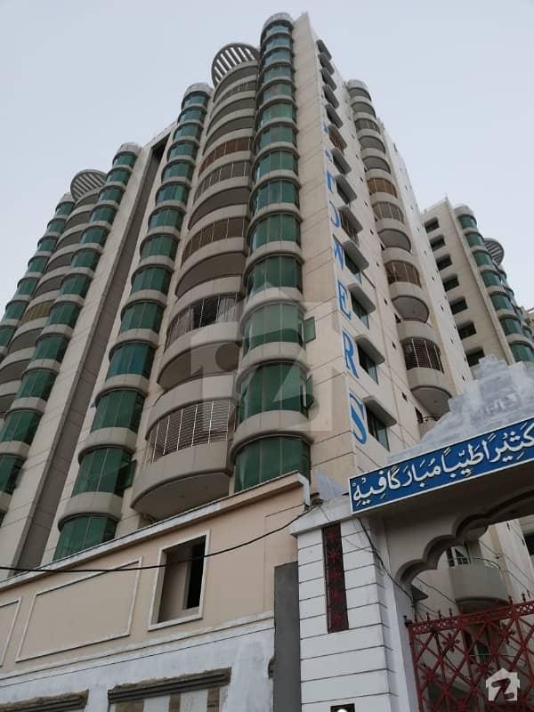 ٹیولِپ ٹاور سعدی روڈ کراچی میں 3 کمروں کا 8 مرلہ فلیٹ 35 ہزار میں کرایہ پر دستیاب ہے۔