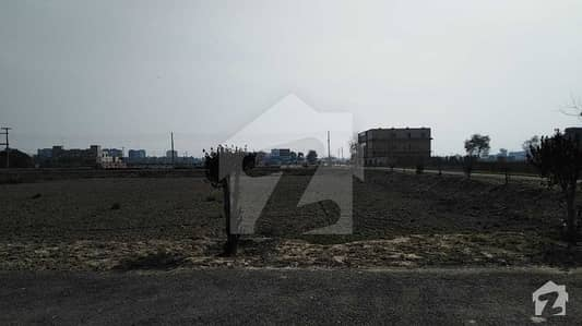 2 Kanal Plot For Sale In Government Superior Services Lahore