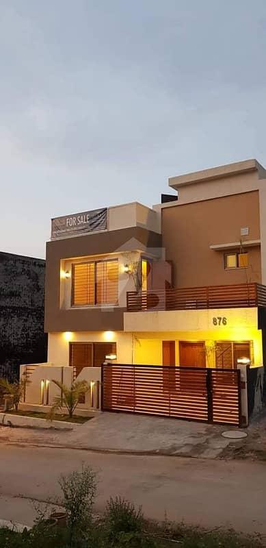 Bahria Town Umer Block 7 Marla House For Sale
