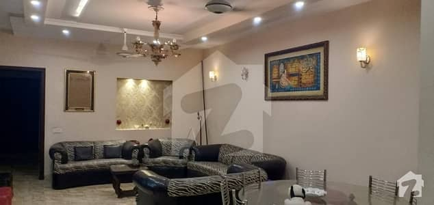 22 Marla Slightly Used Lower Portion Is For Rent in Wapda Town Housing Society Lahore Block H3