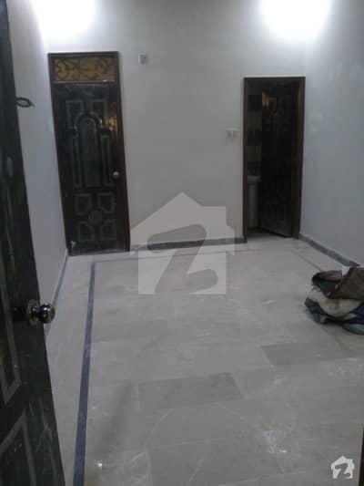 عزیز آباد گلبرگ ٹاؤن کراچی میں 2 کمروں کا 2 مرلہ فلیٹ 45 لاکھ میں برائے فروخت۔