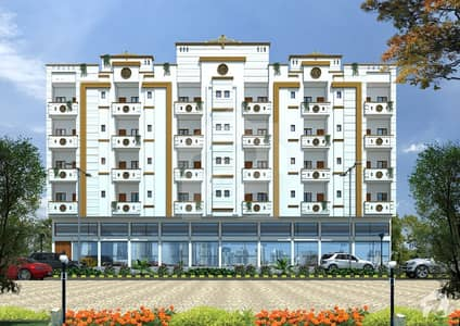 Brand New Apartment Booking On 3 Lac Surjani Town