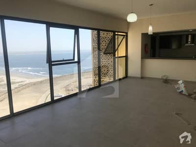 4 Bedrooms Partial Sea Facing Apartment On 24th  For Rent In Emaar Crescent Bay DHA Phase 8