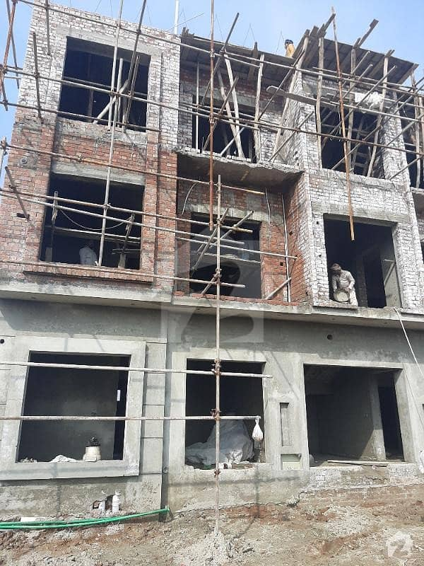 5 Marla 2 Beds Apartments For Sale On Prime Location Adjacent To Ada Plot Ring Road Lahore