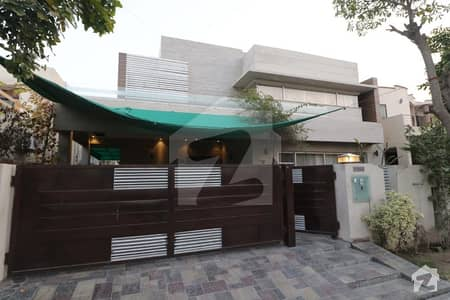 1 Kanal Slightly Used House is Available For Sale in DHA Phase 4