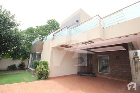 1 Kanal Brand New House Is Available For Rent In Dha Phase 3