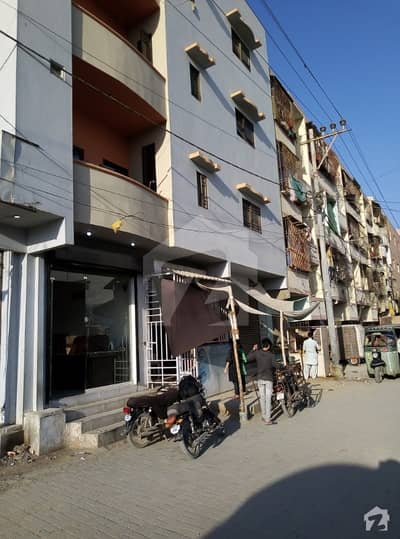 Flat Available For Sale In Gulshan E Sikandar