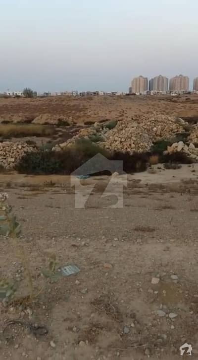 666 Sq Yards West Open Plot Between Khy Fasal And Tipu Phase 8 For Sale