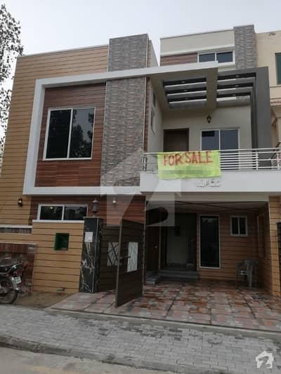 ملٹری اکاؤنٹس ہاؤسنگ سوسائٹی لاہور میں 5 کمروں کا 8 مرلہ مکان 2.95 کروڑ میں برائے فروخت۔