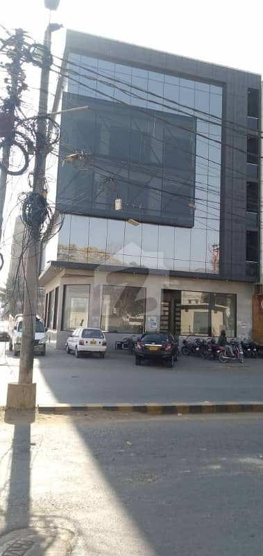 Beautiful Brand New Building For Sale