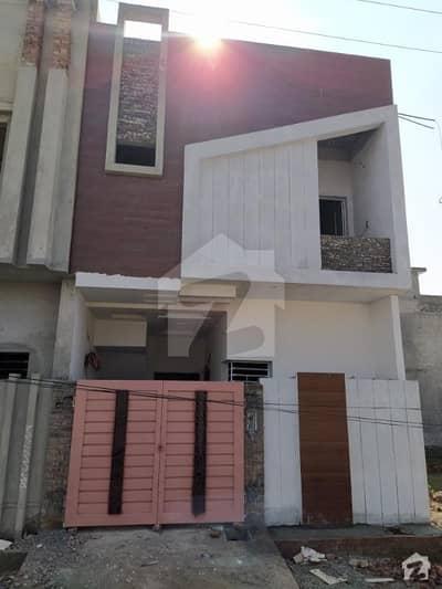 3 Marla House Rafi Garden Main Mandali Road