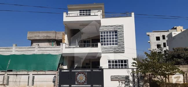 6 Marla House For Sale in CBR Town Phase 1 Block C Islamabad