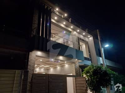 5 Marla New Furnished House For Sale