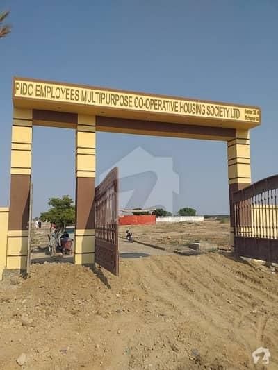 پی آئی ڈی سی کراچی میں 5 مرلہ رہائشی پلاٹ 35 لاکھ میں برائے فروخت۔
