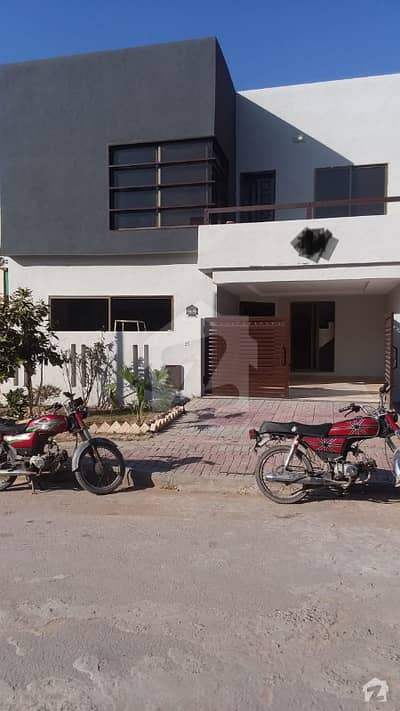 Bahria Town Phase 8 6 Marla Corner Double Story House On Investor Rate For Sale