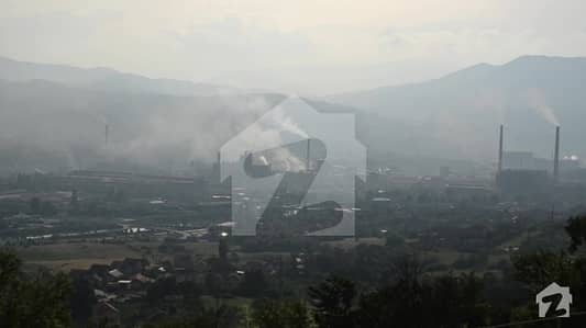 One Acer Industrial Land For Sale In Steel Mill Industrial Area Near To Pak Suzuki