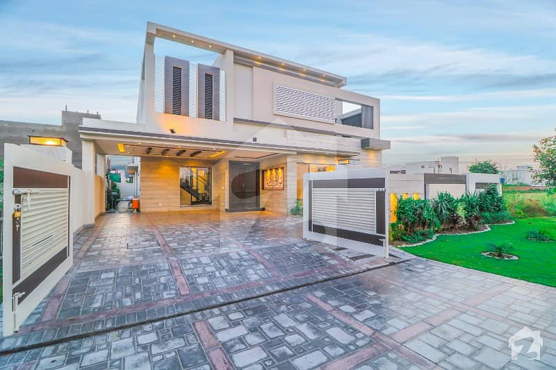 Designer Design Solid 1 Kanal Exotic Bungalow For Sale At Low Price