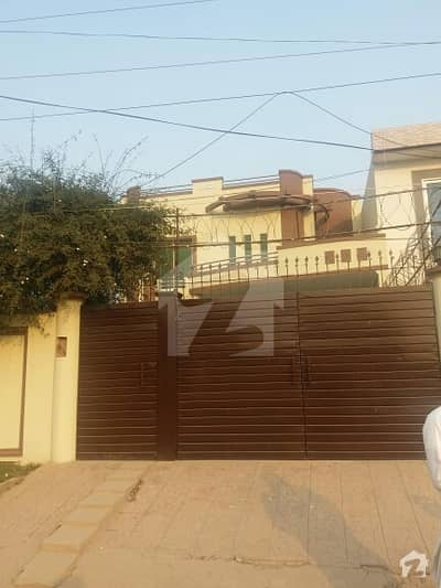 11 Marla Double Storey House For Sale In Nasheman Colony
