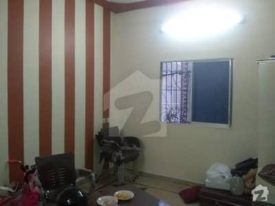 عزیز آباد گلبرگ ٹاؤن کراچی میں 3 کمروں کا 4 مرلہ فلیٹ 62 لاکھ میں برائے فروخت۔