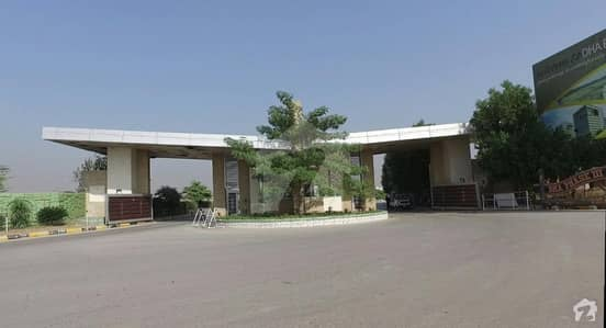 10 Marla Facing Park Plot For Sale In DHA Phase 3 Islamabad Block B