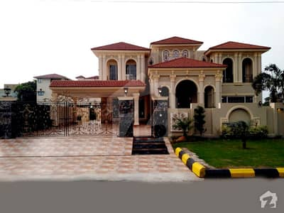 2 Kanal Royal Spanish Design Bungalow Is Up For Sale On Hot Location Of Valencia Town