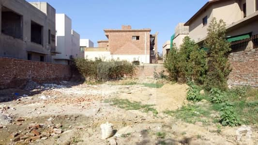 1 Kanal Plot 220 Block J For Sale Located DHA Phase 5