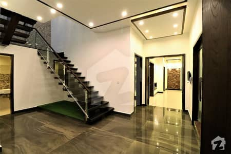 Most Beautiful Solid 1 Kanal Luxury Bungalow For Sale