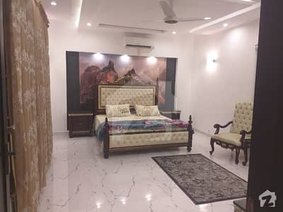 2 Kanal Luxury Furnished Lower Potion Upper Lock For Rent In DHA Phase3 Lahore
