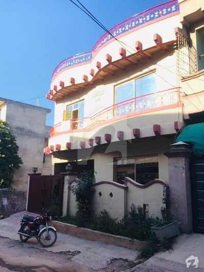 Good Condition 6 Marla Double Storey House For Sale