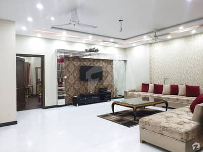 1 Kanal Triple Story Look Like Brand New House 7 Bed Attach Bath 3 TVL Servant Quarter 8500 Sqft Covered Area