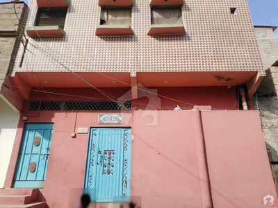 قائد آباد بِن قاسم ٹاؤن کراچی میں 8 کمروں کا 2 مرلہ مکان 90 لاکھ میں برائے فروخت۔