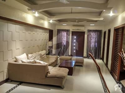 4 Bed Drawing Dinning Furnished Apartment For Sale