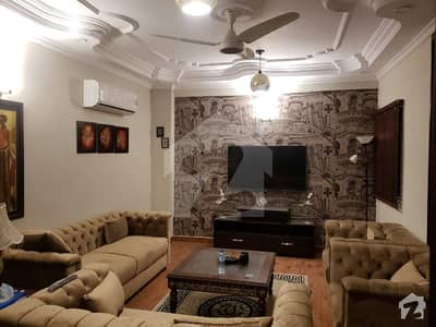 1550 Sq Feet 3 Bed Dd With Roof Lift Parking Furnished Apartment Main Shahrahesaadi For Sale