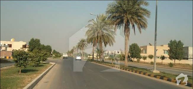 4 Marla Commercial Plot File For Sale At Moza Sanghatpura DHA Phase 7