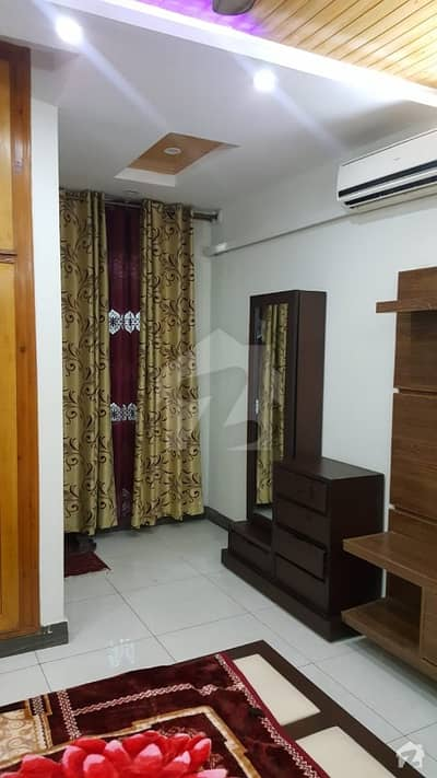 Golden Heights Furnished Flat For Sale