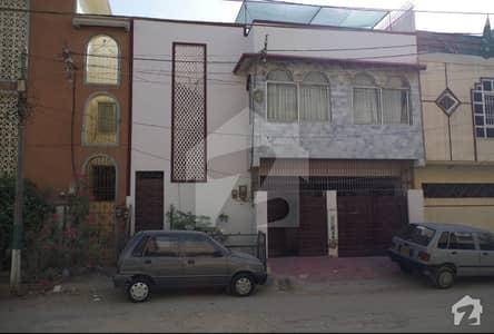 فیڈرل بی ایریا کراچی میں 8 کمروں کا 8 مرلہ مکان 2.55 کروڑ میں برائے فروخت۔