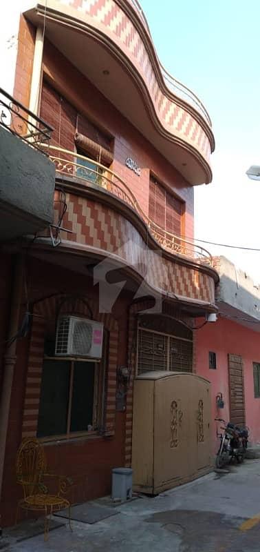 کینٹ غوثیہ کالونی کینٹ لاہور میں 2 کمروں کا 3 مرلہ مکان 75 لاکھ میں برائے فروخت۔