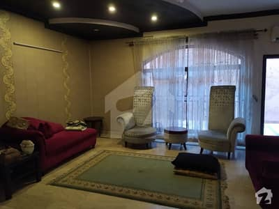 1 Kanal Fully Furnished Basement For Rent