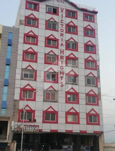 وِکٹوریہ ہائیٹس اسلام آباد میں 4 مرلہ فلیٹ 30 لاکھ میں برائے فروخت۔