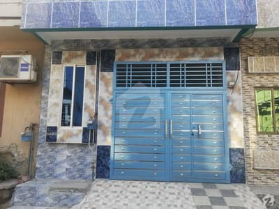 4 Marla Triple Storey House Is Available For Sale