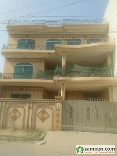 2nd Floor Portion Is Available For Rent In - Pak Avenue Colony