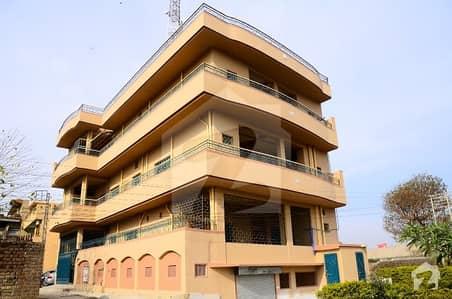 گولڑہ روڈ اسلام آباد میں 10 مرلہ عمارت 4.5 کروڑ میں برائے فروخت۔