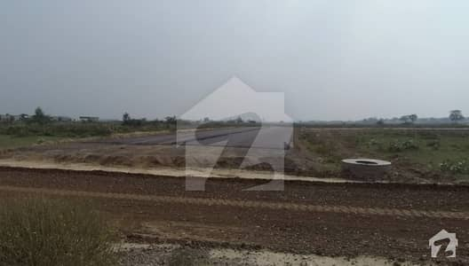 Prime Location Kanal A 825 Corner  Park To Back Plot For Sale In DHA Phase 9 Prism