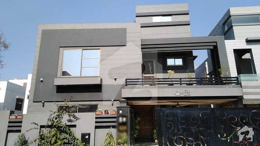 11.25 Marla Brand New House For Sale In Gulbahar Block Of Bahria Town Lahore